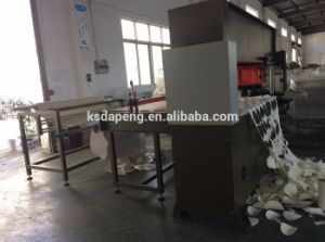 Leather Bags Hydraulic Traveling Head Cutting Machine pictures & photos