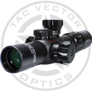Vector Optics Gladiator 2-12X32 Side Focus Compact Long Eye Relief First Focal Plane Reticle Tactical Riflescope Ffp pictures & photos
