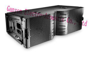 V25 Dual 15 Inch 3 Way Neodymium Driver Line Array Speaker, Outdoor Audio, Tour Sound pictures & photos