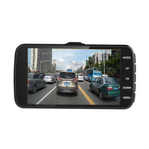 Super Night Vision Mini Portable Car DVR with Dual Camera Lens pictures & photos