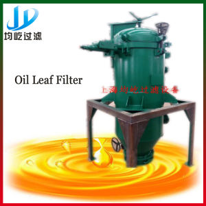 Vegetable Oil Leaf Filter for Decolorization/Dewaxing pictures & photos