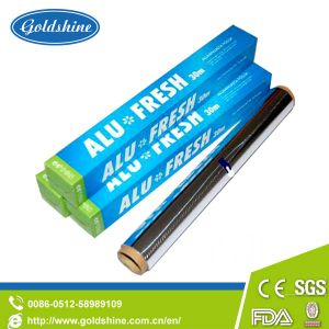 Hot Sale 8011-O Food Packaging Aluminium Foil pictures & photos