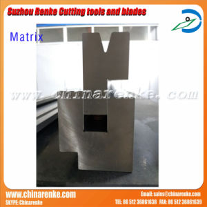 Bending Matrix V Blocks Molds pictures & photos
