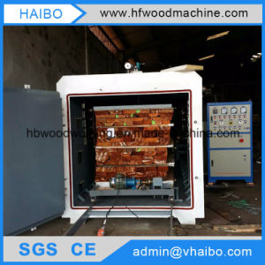 New Design for 10cbm Wood Dryer Machinery with Glass Fiber