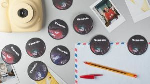 Custom Low-Cost Prices Flexible Magnets Round Flexible Magnets for Fridge pictures & photos