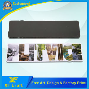 Professional Customized Screen Printed Metal Refrigerator Fridge Magnet for Souvenir Gift (XF-FM05) pictures & photos