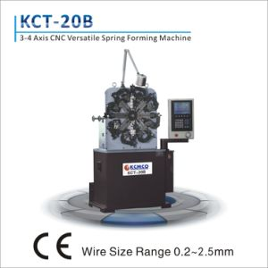 0.2-2mm 3 Axis CNC Versatile Spring Forming Machine&Extension/Torsion Spring Making Machine pictures & photos
