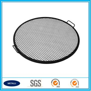 Flattened Expanded Steel Cooking Grate pictures & photos