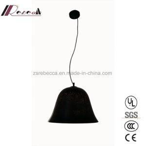Modern Copper Matt Black Round Pendant Lamp for Dining Room pictures & photos