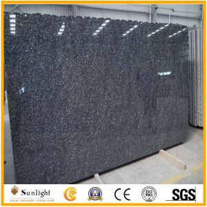 Blue Pearl Granite Stone Tombstone/Kitchen Top /Countertop Slabs pictures & photos