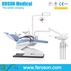 2017 Roson New Dental Unit with Ceramic Spittoon