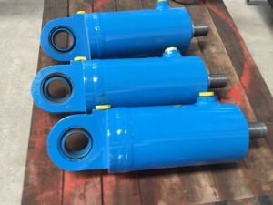 High Quality Hydraulic Cylinder for Concrete Equipment pictures & photos