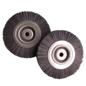 Silicon Carbide Bristle Wheel pictures & photos