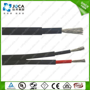 Factory Best Quality Solar Cable Red 4.0mm with TUV Approval pictures & photos