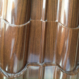 New Brick Design Prepainted Galvanized & Galvalume Steel Sheet in Coil pictures & photos