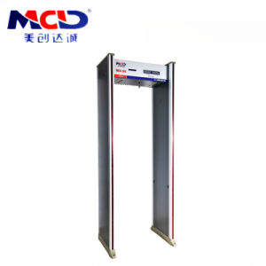 Hot Sale Security Walk Through Metal Detector Gate/China Door Frame Metal Gate for Retail