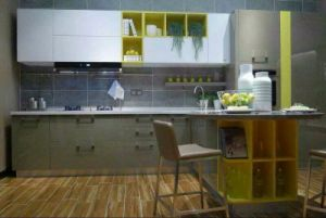 Acrylic on MDF Cabinets pictures & photos