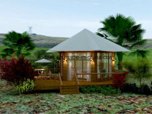 Luxury Prefab House Tent for Camping Fishing Travaling pictures & photos