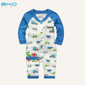 Custom Size Baby Garment Warm Winter Baby Rompers pictures & photos