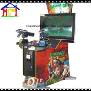 Arcade Video Game Shooting Amusement Equipment Paradise Lost pictures & photos