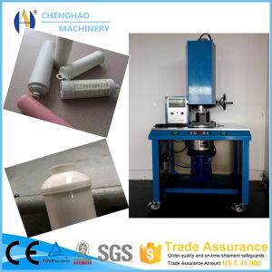 2017 Best Sealing Spin Welding Machine for Plastic Cup Water Filter Cartridge HDPE Pipe with Ce Approved