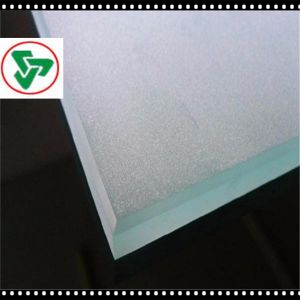 8mm and 10mm Super Clear Frosted Tempered Shower Glass pictures & photos