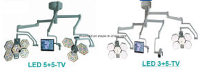 Ceiling Mounted LED Medical Operating Surgical Shadowless Light pictures & photos