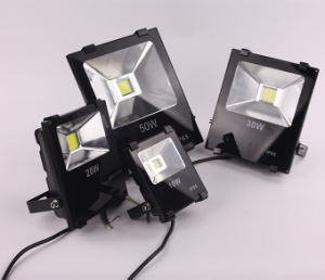 20W Cheap LED Floodlight Best Outdoor Floodlight LED for Sale (SLFI COB 20W) pictures & photos