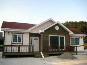 Prefabricated Low Cost Easy Install Modular Houses pictures & photos