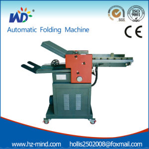 (WD-Z462S) Air Suction High Speed Folding Machine pictures & photos