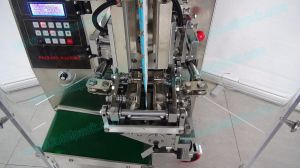 Automatic Pouch Filling Sealing Machine for Tablet (VFFS-100A) pictures & photos