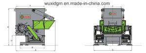 Dgx1500 Heavy Duty Single Shaft Shredder pictures & photos