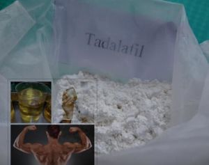 99% Hot Selling Raw Steroid Powder Raw Material Tadalafil pictures & photos