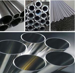 Hot Rolled ASTM a 312 Tp 304/304L Stainless Stee Welded Pipe