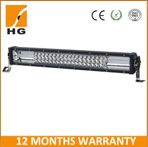 Manufacturer 135W 22 Inch 3 Row LED Light Bar pictures & photos