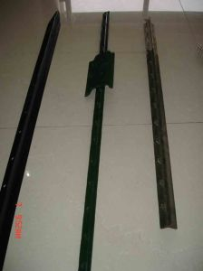 Wholesale American Studded Metal T Fence Post/10 FT T Post pictures & photos