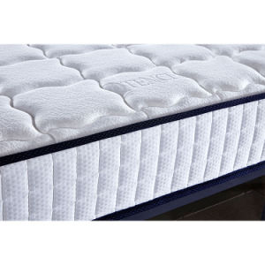 High Quality Cheap Pocket Spring Memory Foam Mattress Dfm-01 for India pictures & photos