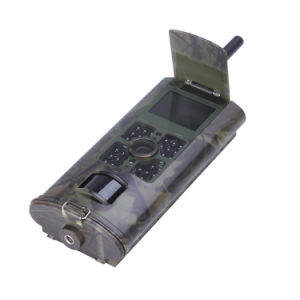 Night Vision MMS SMS SMTP Infrared 3G Hunting Trail Camera with GPS pictures & photos