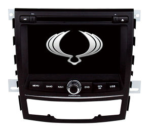 for Ssangyong Corando 2012 Car Navigation with Build in Can Bus System Bt iPod USB 3G DVD pictures & photos