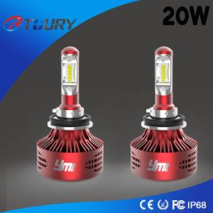 for Anycar LED Headlight Car LED Lighting Head Light 12V pictures & photos
