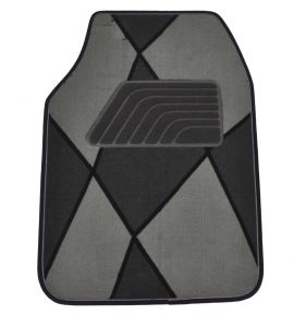 Car Carpet Flat Foot Pad Irregular Pattern pictures & photos
