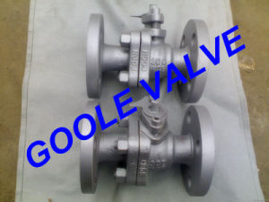 300LB Floating Ball Valve (GAQ41F) pictures & photos
