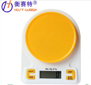 Electronic Kitchen Scale with Bowl pictures & photos