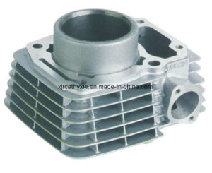 Motorcycle Engine Parts for En125. Gn125. An125. Ybr125 Cylinder Kit of Motorcycle Parts pictures & photos