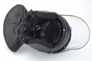 ABS Shell Anti Riot Helmet for Police pictures & photos