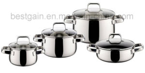 Cookware Set Kitchenware 8PCS Stockpot pictures & photos