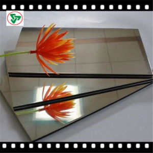 High Quality Colored Mirrors Home Decoration Tinted Float Glass Mirror pictures & photos