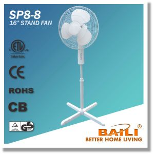 """Good Sale 16"""" Oscillating Cooling Pedestal Fan, Stand Fan pictures & photos"""