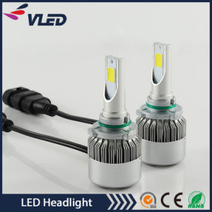 Auto Parts Accessories 6th Car 36W 3800lm Zes C9 LED Headlights H1, H3, H4, H7, H11, 9005, 9006, 9004 9007, H13 pictures & photos