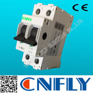 2p 100A MCB Electric Isolator Switch